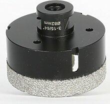 Amboss 82 mm Diamant Bohrkrone M14 - BLACK EDITION