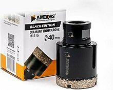 Amboss - Diamant Bohrkrone 40 mm (M14) für