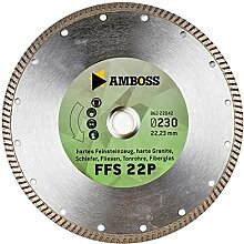 Amboss FFS 22 - Diamant-Trennscheibe Ø 180 mm x