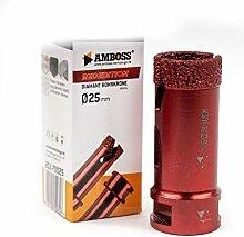 Amboss RED EDITION M14 Diamant Bohrkrone - für