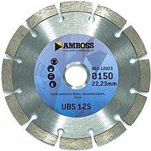 Amboss UBS 12S - Diamant-Trennscheibe Ø 300 mm x