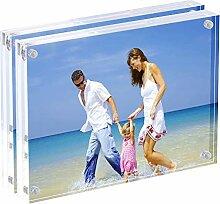 AmeiTech Acryl Bilderrahmen 15 x 20 cm,