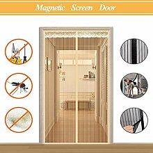 AMENZ Magnet Fliegengitter Tür, Einfach mit