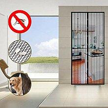 AMENZ Magnet Fliegengitter Tür Insektenschutz,