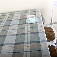 American Country Tabelle Tuch Tischdecke/Table Tisch Tischdecke/Pastorale Saubere Tischdecke-C 130*180cm(51x71inch)