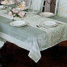 American country tischtuch tisch mat,garten handtuch tischtuch-A 110x110cm(43x43inch)