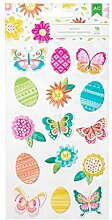 American Crafts 320550 15 Hello Spring teilig