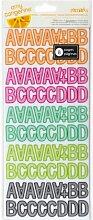 American Crafts Amy Tan Aufkleber Buch 8/Pkg,