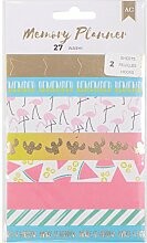 American Crafts Memory Planner Washi Tape