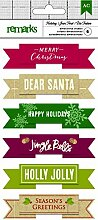 American Crafts Merry xmas-holiday Schicht