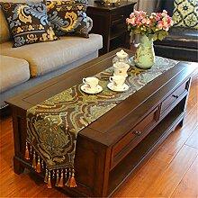 American Light Luxus Baumwolle Leinen Tisch