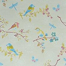 American pastoral schlafzimmer normalpapier tapete