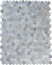 American Style Rindsleder Teppich Schlafzimmer Nachttisch Wohnzimmer Couchtisch Sofa Manuelle Nähte Teppich ( größe : 140*200cm )
