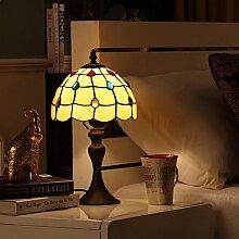 American Style,Schlafzimmer Bett Lampe/Ländlichen,Retro-minimalistischen,Glas,Kreative,Kunst-lampen-A