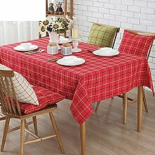 American-style tischdecken/tischtuch/teetisch/tv-schrank/bedeckung-tuch/tischläufer/tischtuch-C 80x80cm(31x31inch)