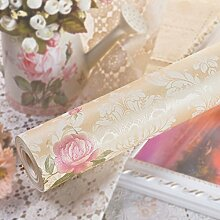 American Tapeten/Dorf3d[Hintergrund Tapete]/Die Schlafzimmer warm und pastorale Tapete/European-Style floral print Vliestapete-A