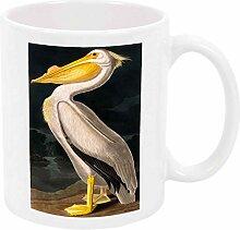 American White Pelican 11oz Kaffee- oder Teebecher