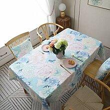Amerikanische Farbe Tischdecke Tischdecke Runde