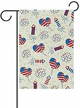 Amerikanische Flagge Ballon Dekorative Outdoor