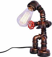 Amerikanische Tischlampe im Landhausstil Kreative