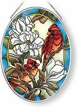 Amia Cardinal Sonnenfänger, mittelgroß, oval,