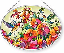 Amia Sonnenfänger Kolibri, mittelgroß, oval,