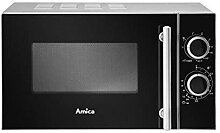 Amica 1103134 Mikrowelle / 35,2 cm/Gehäusekühlung