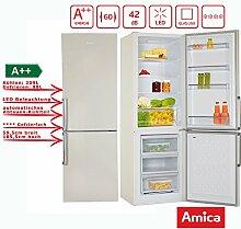 Amica KGC 15912 BE Kühl-Gefrier-Kombination Beige