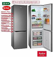 Amica KGCN 387 110 S Kühl-Gefrierkombination mit