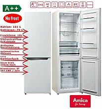 Amica KGCN 387 110 W Kühl-Gefrierkombination mit