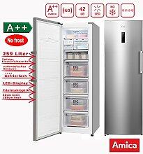 Amica XL Gefrierschrank NoFrost A++ 259L