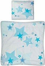 Aminata Kids - Baby-Bettwäsche-Set Bett-Decke