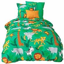 Kinderbettwäsche Dschungel In Vielen Designs Online Kaufen Lionshome