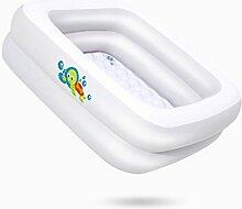 AMINSHAP Aufblasbare Badewanne Kinder Verdicken