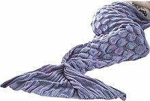 AMINSHAP Klimaanlage Decke Meerjungfrau Schwanz