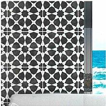 AMIRA FLIESE Wand Möbel Fußboden Schablone für