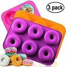 Amison Donut-Backform, Silikon,