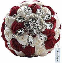 Amoleya Blumenstrauß für Hochzeiten, mit