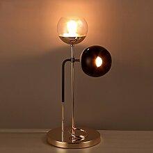 AMOS einfache kreative Glaslampe Wohnzimmer Schlafzimmer hintere moderne Nachttischlampe