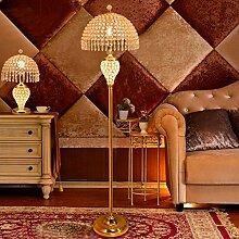 AMOS Kristall Stehlampe, Wohnzimmer Schlafzimmer