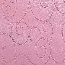 amp-artshop© Tafeldecke Paulina Eckig 130x220 cm Altrosa Rosa - Farbe , Form & Größe wählbar · Fleckabweisend Tischdecke