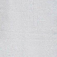 amp-artshop Tischdecke Brilliant Meliert mit Lotus Effekt Eckig 130x220 cm Weiss - Farbe, Form und Größe wählbar mit Fleckschutz - (BrM_E130x220Weiss)
