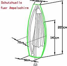 Ampelschirm Schutzhülle für Sonnenschirm