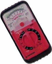AMPROBE am8C rot und schwarz Mini Analog Multimeter