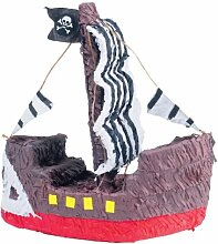 Amscan Piraten Schiff Form Party Pinata