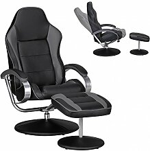 AMSTYLE Fernsehsessel Design TV Relax-Sessel
