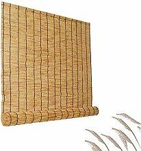 AMTLK Bambusrollos, Natürliche SchilfVorhang -