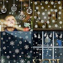 Amtoodopin 3D Fake Fenster Wandsticker Wald
