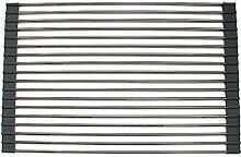 AMTOP aufrollbar 304Edelstahl Silikon Rack