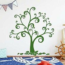 Amüsantes Grün Wandkunst Aufkleber Wandkunst